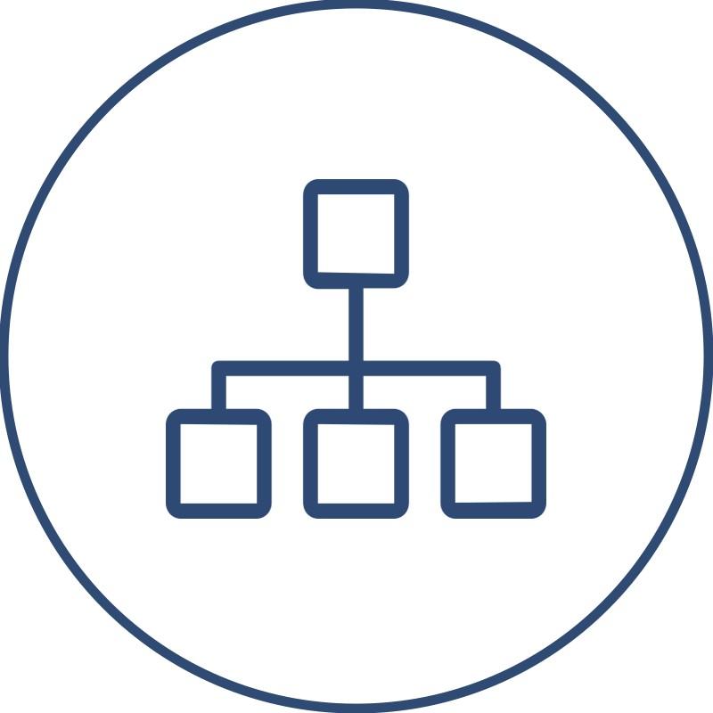 icon-structureren